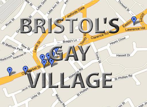 BRISTOLS GAY VILLAGE