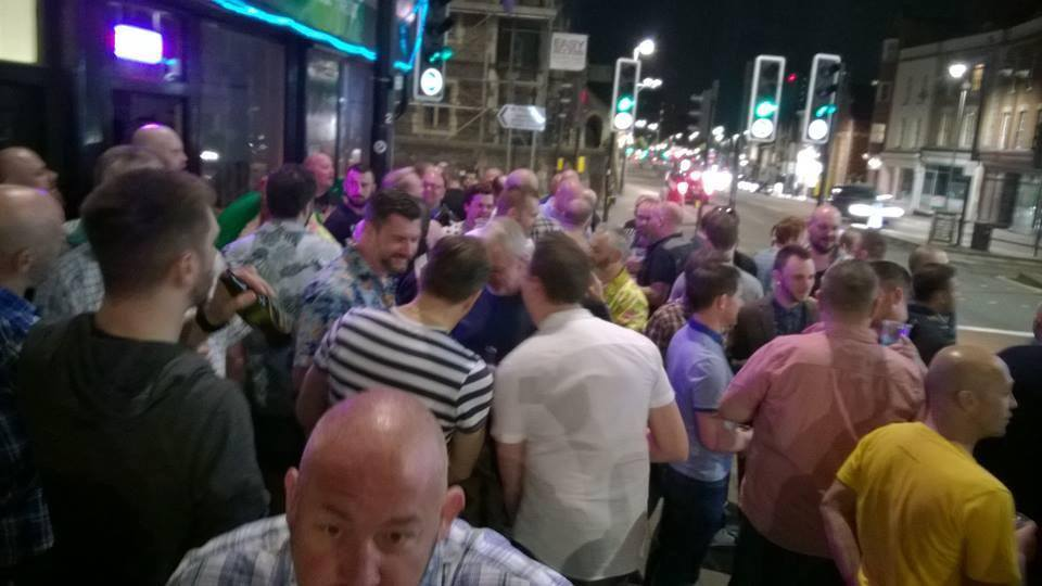 Best gay night scene uk