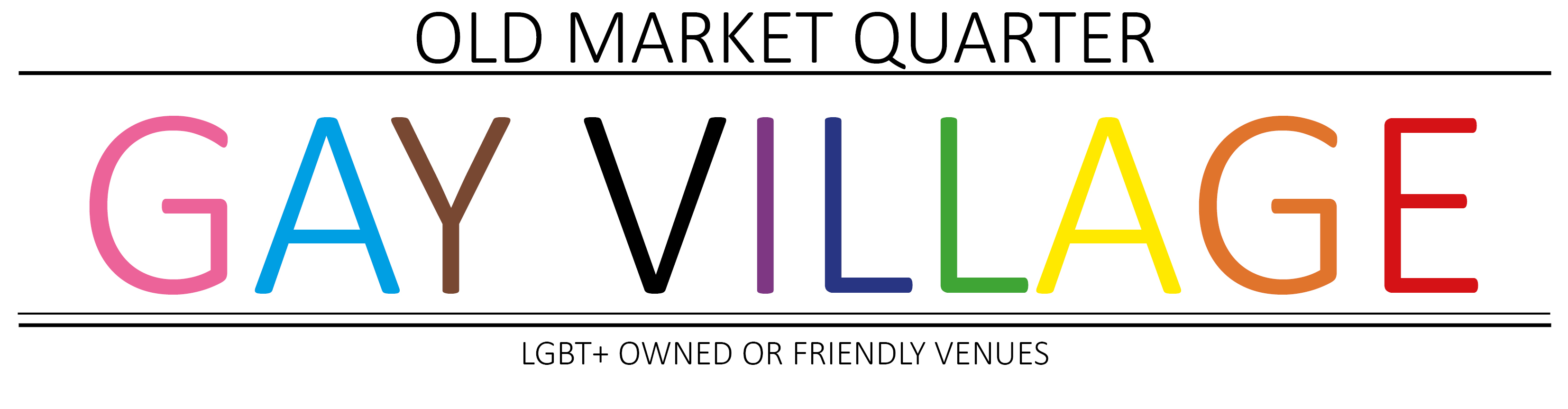 OLD MARKET QUARTER GAY VILLAGE HEADER