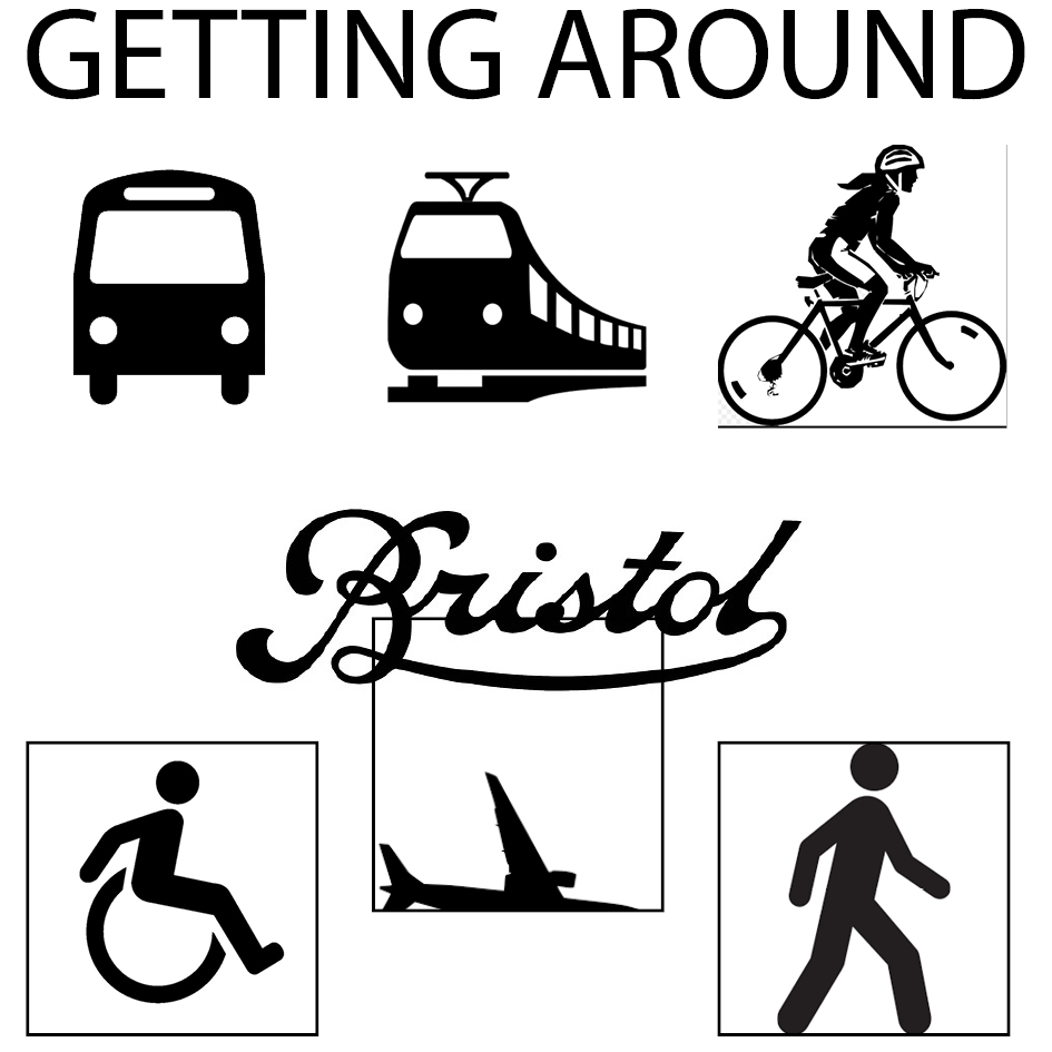 GETTING AROUND ICON