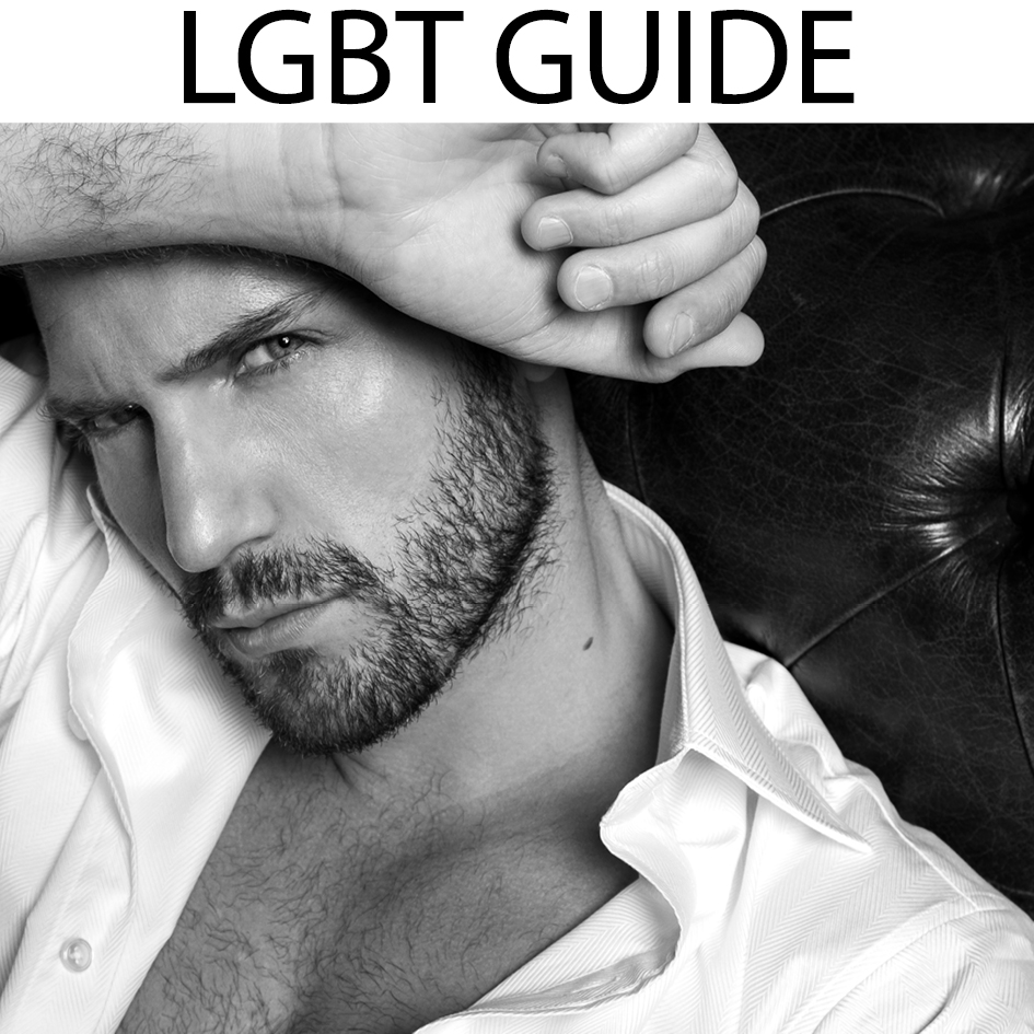 LGBT GUIDE ICON