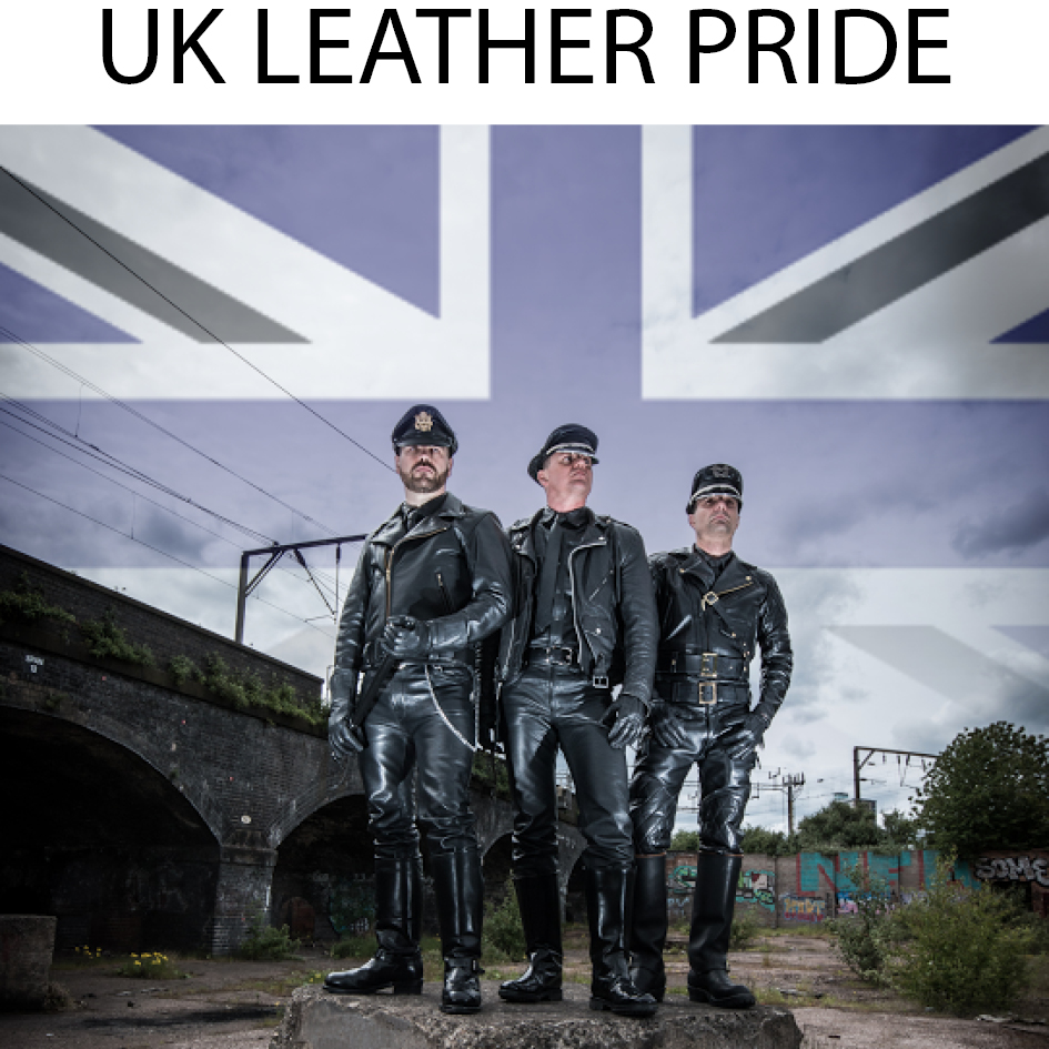 UK LEATHER PRIDE ICON