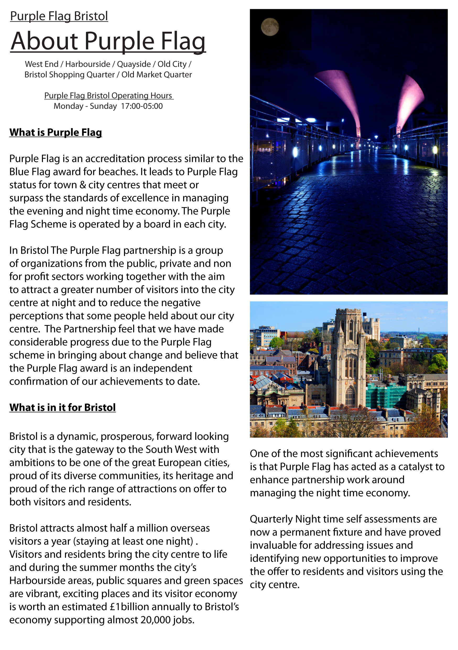 BRISTOL PURPLE FLAG EDITION 2017 page 2
