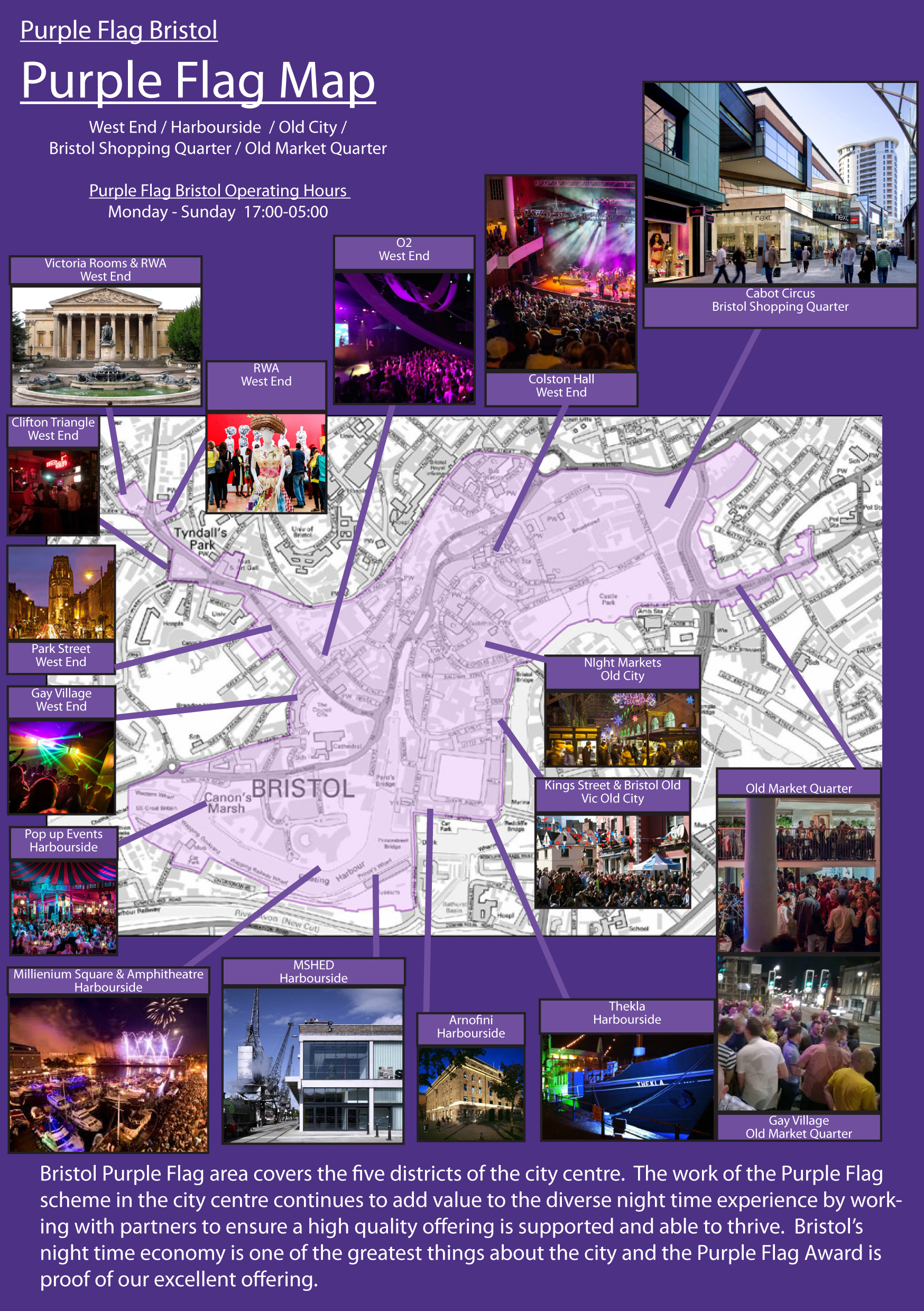 BRISTOL PURPLE FLAG EDITION 2017 page 3