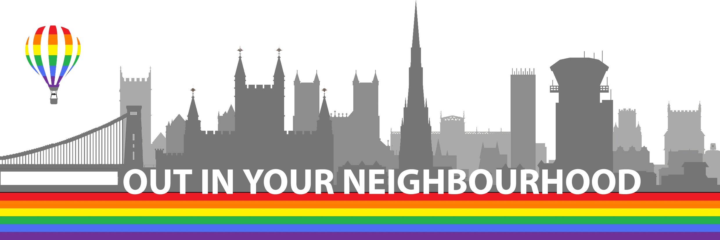 out in your neighbourhood LOGO